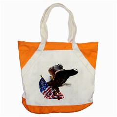 Independence Day United States Accent Tote Bag