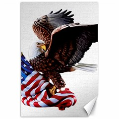 Independence Day United States Canvas 24  X 36