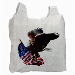 Independence Day United States Recycle Bag (One Side)