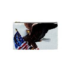 Independence Day United States Cosmetic Bag (small)