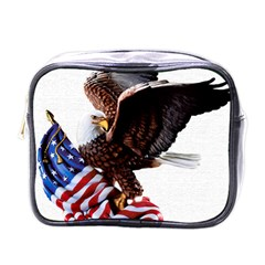 Independence Day United States Mini Toiletries Bags