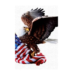 Independence Day United States Shower Curtain 48  X 72  (small)