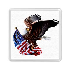 Independence Day United States Memory Card Reader (square)
