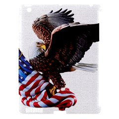 Independence Day United States Apple iPad 3/4 Hardshell Case (Compatible with Smart Cover)