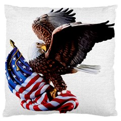 Independence Day United States Large Cushion Case (Two Sides)