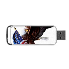 Independence Day United States Portable USB Flash (One Side)