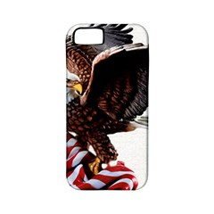 Independence Day United States Apple iPhone 5 Classic Hardshell Case (PC+Silicone)