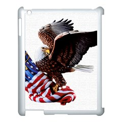 Independence Day United States Apple iPad 3/4 Case (White)
