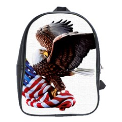 Independence Day United States School Bags (xl)