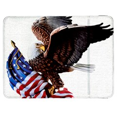 Independence Day United States Samsung Galaxy Tab 7  P1000 Flip Case