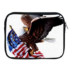 Independence Day United States Apple Ipad 2/3/4 Zipper Cases