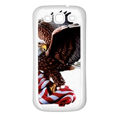 Independence Day United States Samsung Galaxy S3 Back Case (White)