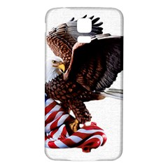 Independence Day United States Samsung Galaxy S5 Back Case (White)