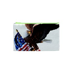 Independence Day United States Cosmetic Bag (xs)
