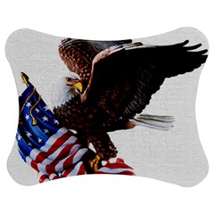 Independence Day United States Jigsaw Puzzle Photo Stand (Bow)