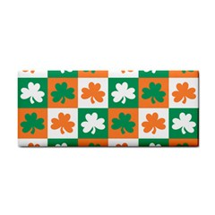 Ireland Leaf Vegetables Green Orange White Cosmetic Storage Cases