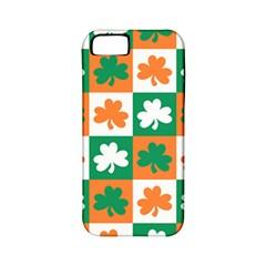 Ireland Leaf Vegetables Green Orange White Apple iPhone 5 Classic Hardshell Case (PC+Silicone)