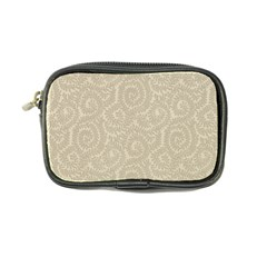 Leaf Grey Frame Coin Purse