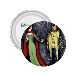 Beauty and the Beast 2.25  Buttons