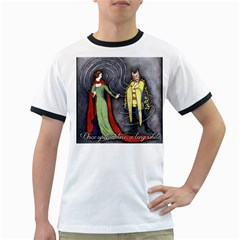 Beauty and the Beast Ringer T-Shirts