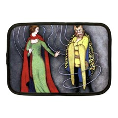 Beauty and the Beast Netbook Case (Medium)