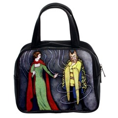 Beauty and the Beast Classic Handbags (2 Sides)