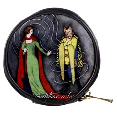 Beauty and the Beast Mini Makeup Bags
