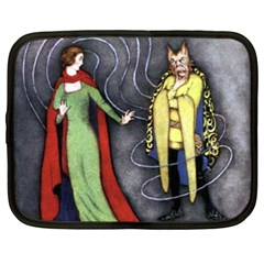 Beauty and the Beast Netbook Case (XXL)
