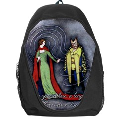 Beauty and the Beast Backpack Bag