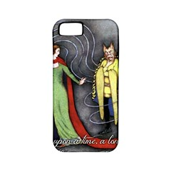 Beauty and the Beast Apple iPhone 5 Classic Hardshell Case (PC+Silicone)