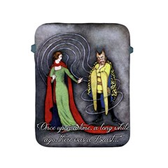 Beauty and the Beast Apple iPad 2/3/4 Protective Soft Cases