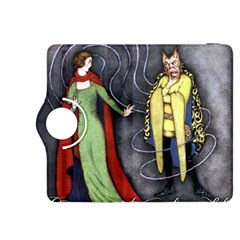 Beauty and the Beast Kindle Fire HDX 8.9  Flip 360 Case
