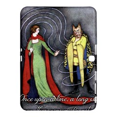 Beauty and the Beast Samsung Galaxy Tab 4 (10.1 ) Hardshell Case