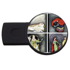 Fairy Tales USB Flash Drive Round (4 GB)
