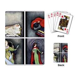 Fairy Tales Playing Card