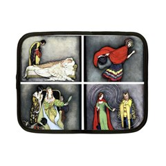 Fairy Tales Netbook Case (Small)
