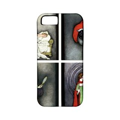 Fairy Tales Apple iPhone 5 Classic Hardshell Case (PC+Silicone)