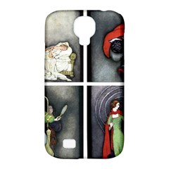 Fairy Tales Samsung Galaxy S4 Classic Hardshell Case (PC+Silicone)