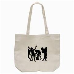 Seven Dwarfs Tote Bag (Cream)
