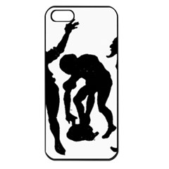Seven Dwarfs Apple iPhone 5 Seamless Case (Black)