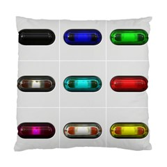 9 Power Button Standard Cushion Case (One Side)
