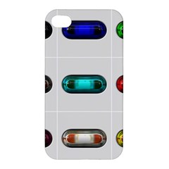 9 Power Button Apple iPhone 4/4S Premium Hardshell Case