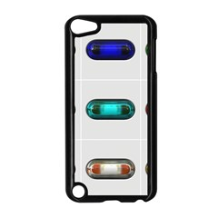 9 Power Button Apple iPod Touch 5 Case (Black)