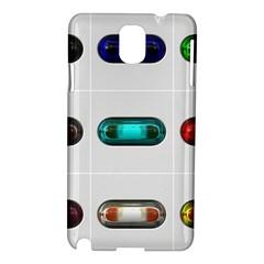 9 Power Button Samsung Galaxy Note 3 N9005 Hardshell Case