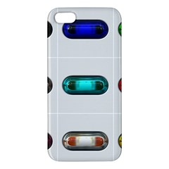 9 Power Button iPhone 5S/ SE Premium Hardshell Case