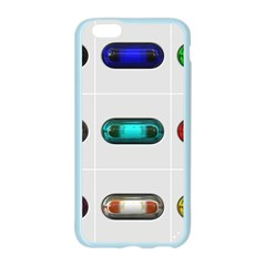 9 Power Button Apple Seamless iPhone 6/6S Case (Color)