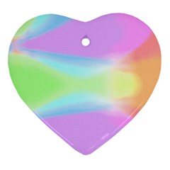 Abstract Background Colorful Ornament (Heart)