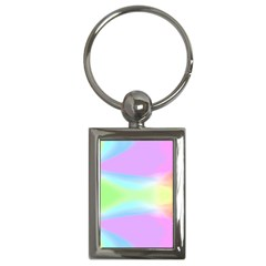 Abstract Background Colorful Key Chains (rectangle)
