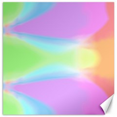 Abstract Background Colorful Canvas 20  X 20
