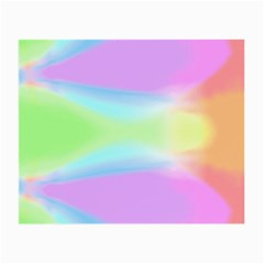 Abstract Background Colorful Small Glasses Cloth (2 Side)